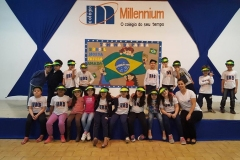 7 de setembro: Independência do Brasil 2016