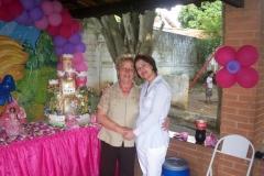 Aniversário de nossa aluna Luiza Valle