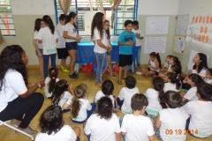 Atividade Cultural no Colégio Millennium 2014