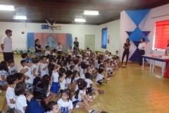 Clube dos Saberes - 1º dia - 9º EF II e 2ª EM