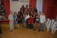 Colação de Grau do 9º ano do EF II e 3ª série do EM 2015