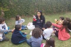 Infantil III B - Profª Maria Eduarda