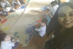 Oficina de Arte dos Infantis