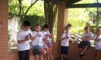 Visita ao Parque Municipal-Tarde divertida para o 4º e 5º anos